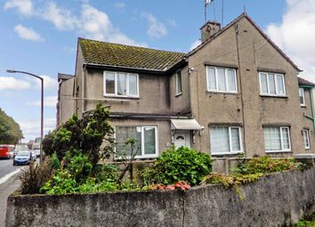 Thumbnail 1 bed flat for sale in 170 Harrington Road, Workington, Cumbria