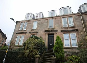 Thumbnail 2 bed flat for sale in John Street, Gourock