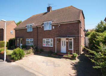 Thumbnail 3 bed semi-detached house for sale in Coronation Crescent, Margate