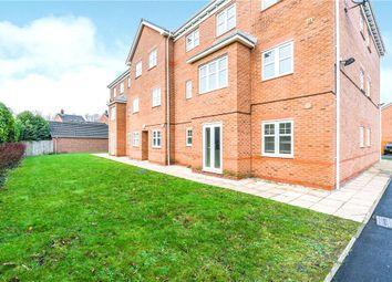 2 bed flat for sale in Bradgate Close, Warrington WA5