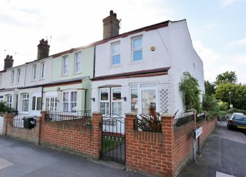 Thumbnail 2 bed end terrace house for sale in Heath Lane, Dartford
