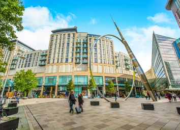 Thumbnail 2 bed flat for sale in The Hayes, Cardiff