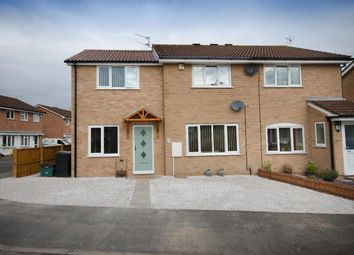 Thumbnail 3 bed semi-detached house for sale in Long Close, Downend