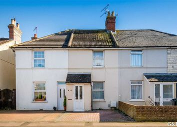 Thumbnail 2 bed terraced house for sale in Albemarle Road, Willesborough, Ashford