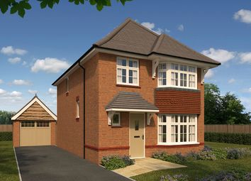 """Thumbnail 4 bedroom detached house for sale in """"Stratford"""" at Quinton Road, Sittingbourne"""