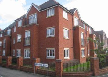 Thumbnail 2 bed flat for sale in Ardgowan Grove, Monmore Grange, Wolverhampton