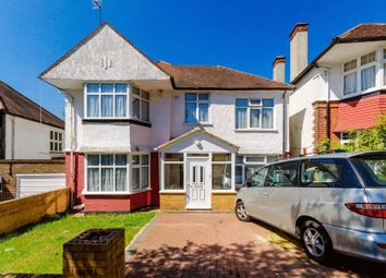 Thumbnail 5 bedroom detached house for sale in Corringham Road, Wembley