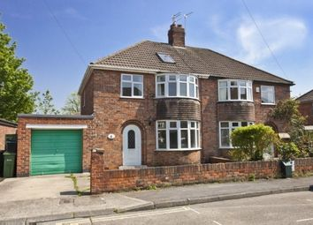 Thumbnail 4 bed semi-detached house to rent in Hyrst Grove, Heworth Green, York