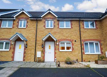 Thumbnail 2 bed terraced house for sale in Llwyn Derwen, Ynysddu, Newport