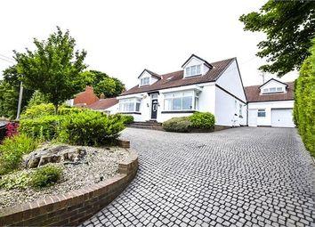 Thumbnail 5 bed detached house for sale in Sunderland Road, Newbottle, Houghton-Le-Spring