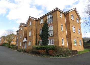 Thumbnail 2 bed flat for sale in Barrow Close, Walsall Wood, Walsall
