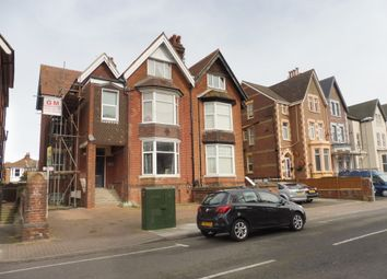 Thumbnail 2 bed flat to rent in Salisbury Road, Southsea