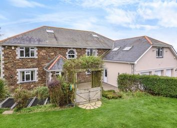 Thumbnail 7 bed detached house for sale in Crantock, Cornwall
