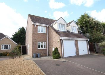 Thumbnail 3 bed semi-detached house for sale in Elizabeth Way, Haddenham, Ely