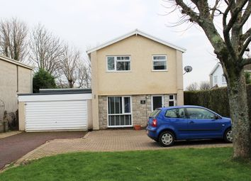 Thumbnail 4 bed detached house for sale in Grange Gardens, Llantwit Major
