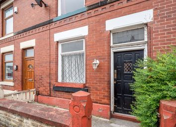 Thumbnail 2 bed terraced house to rent in Barlow Street, Radcliffe, Manchester