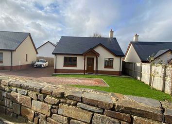 Thumbnail 2 bed detached bungalow for sale in Ashford Park, Crundale, Haverfordwest