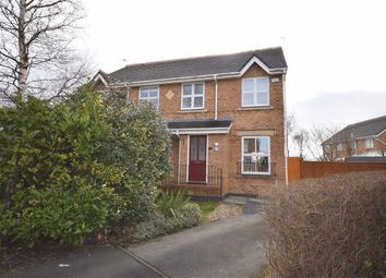 Thumbnail 3 bedroom semi-detached house to rent in Willow Moss Close, Moreton, Wirral