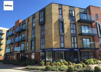 Thumbnail 2 bed flat for sale in Kenavon Drive, Reading