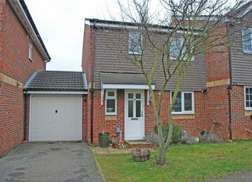 Thumbnail 3 bed town house for sale in Talisman Street, Hitchin, Hertfordshire