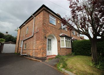 Thumbnail 3 bedroom semi-detached house for sale in Park Grove, Derby