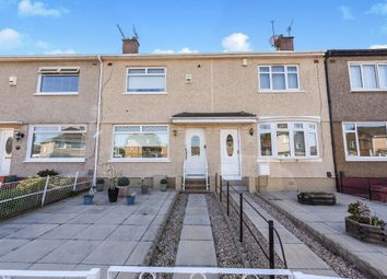 Thumbnail 2 bed terraced house for sale in Kirkinner Road, Mount Vernon, Glasgow