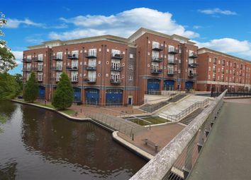 Thumbnail 3 bed flat for sale in Waterside, Shirley, Solihull