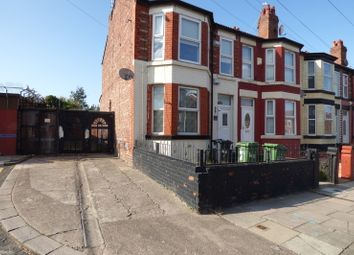 Thumbnail 1 bed flat to rent in Morecroft Road, Rock Ferry