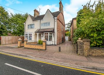 Thumbnail 3 bedroom semi-detached house for sale in Eastfield Road, Peterborough