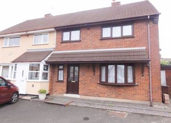 Thumbnail 3 bedroom semi-detached house to rent in Kelsall Close, Wolverhampton