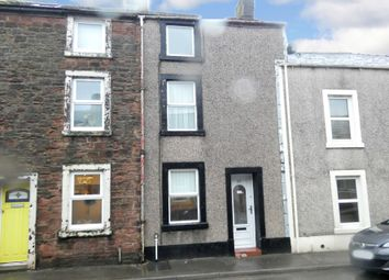 Thumbnail 4 bed terraced house for sale in 30 Dalzell Street, Moor Row, Cumbria