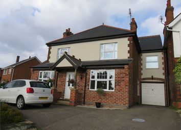 Thumbnail 5 bedroom detached house for sale in Burton Road, Midway, Swadlincote, Derbyshire