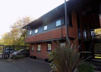 Thumbnail 2 bed flat for sale in Hamnett Court, Birchwood, Warrington