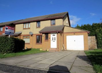 Thumbnail 3 bedroom semi-detached house for sale in Drummohr Avenue, Wallyford, Musselburgh