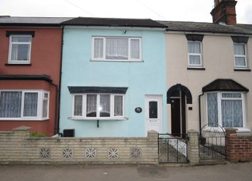 Thumbnail 3 bed terraced house for sale in Fernlea Road, Harwich