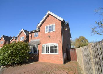 Thumbnail 4 bed detached house for sale in 5 Stafford Close, Elswick, Preston