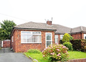 Thumbnail 2 bedroom semi-detached bungalow for sale in Polperro Drive, Preston