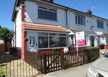Thumbnail 4 bed end terrace house for sale in Spring Gardens, Anlaby Common, Hull
