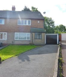 Thumbnail 3 bed semi-detached house to rent in Dalby Close, Preston