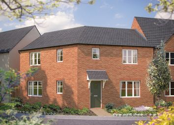 "Thumbnail 3 bed semi-detached house for sale in ""The Prescott"" at Oxford Road, Bodicote, Banbury"