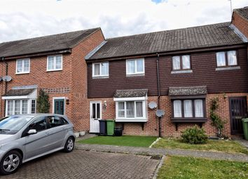 Thumbnail 3 bed terraced house for sale in Leaforis Road, Cheshunt, Hertfordshire