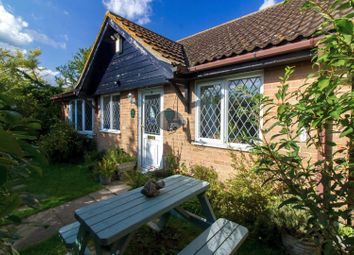 Thumbnail 2 bed detached bungalow for sale in Churchill Close, Folkestone