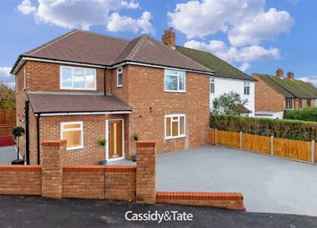 4 bed semi-detached house for sale in Townsend Drive, St Albans, Herts AL3