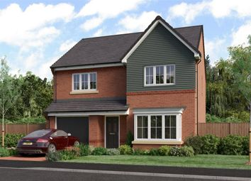 "Thumbnail 4 bed detached house for sale in ""The Chadwick"" at Buttercup Gardens, Blyth"