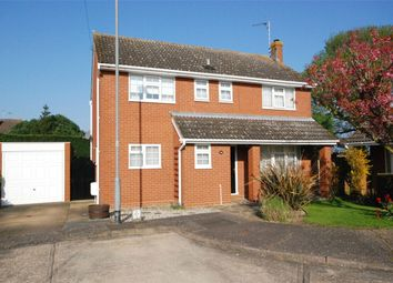 Thumbnail 4 bed detached house for sale in St Fabians Drive, Chelmsford, Essex