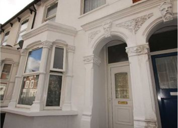 Thumbnail 3 bedroom terraced house for sale in Burghley Road, London
