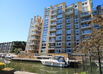 Thumbnail 3 bed flat for sale in Thamespoint, Fairways, Teddington