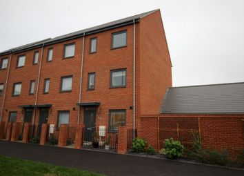 Thumbnail 4 bedroom town house to rent in Tamworth Road, Waterlooville