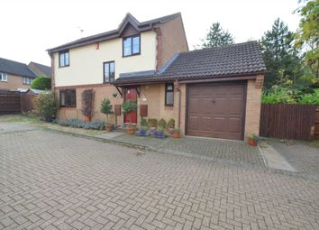 Thumbnail 4 bed detached house for sale in Rosemullion Avenue, Tattenhoe, Milton Keynes
