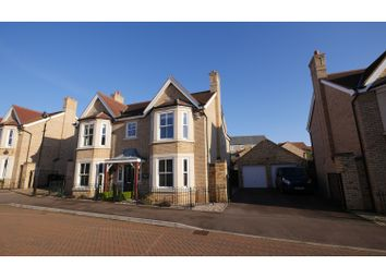 Thumbnail 4 bed detached house for sale in Livingstone Way, Fairfield Park